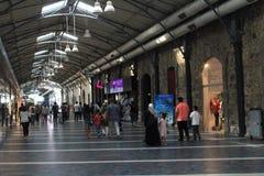 Kemeralti Bazaar in Izmir Royalty Free Stock Photography