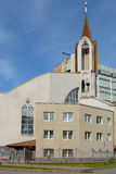Kemerovo, Catholic Church Royalty Free Stock Images