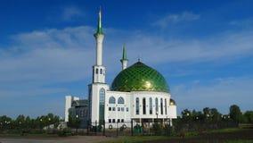 kemerovo Mesquita de Munira Foto de Stock