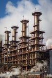 kemikalie 2011 kan den odessa växten ukraine Arkivbilder