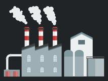 kemikalie 2011 kan den odessa växten ukraine stock illustrationer