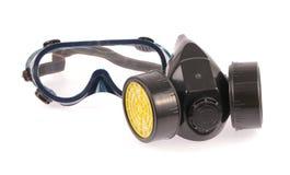 Kemisk skyddande maskering Arkivfoton