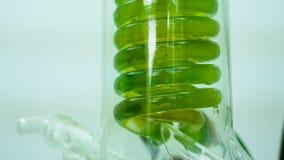 Kemisk utrustning med genomblöt flytande arkivfilmer