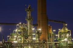 Kemisk växt Arkivbilder