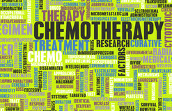 kemoterapi Arkivfoton