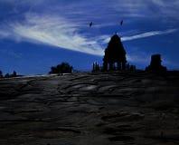 Kempegowda Kontrollturm Lizenzfreies Stockbild