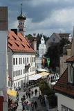 Kempten in Germany Royalty Free Stock Photo