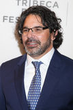 Ken Biller. NEW YORK, NY 20: Producer Ken Biller attends National Geographic`s `Genius` Premiere during the 2017 Tribeca Film Festival at BMCC Tribeca PAC on Royalty Free Stock Photo