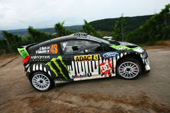 Ken Block and Alex Gelsomino Royalty Free Stock Image