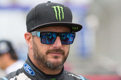 Ken Block rally driver Royalty Free Stock Image