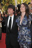 Ken Burns & Sarah Burns. At the gala screening of The Paperboy in competition at the 65th Festival de Cannes. May 24, 2012  Cannes, France Picture: Paul Smith Stock Photo