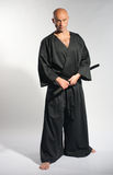 Ken-do warrior Royalty Free Stock Photo