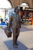 Ken Dodd Statue, Liverpool. Stock Photo