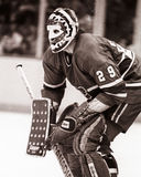 Ken Dryden, Montreal Canadiens Obrazy Stock