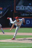 Ken Giles. Philadelphia Phillies pitcher Ken Giles, #53 Stock Photo