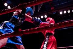 Ken Goff Memorial Boxing Classic royalty-vrije stock afbeelding