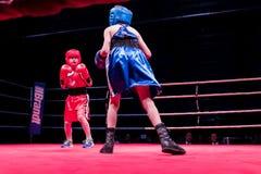 Ken Goff Memorial Boxing Classic royalty-vrije stock foto