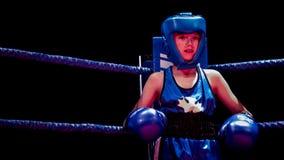 Ken Goff Memorial Boxing Classic stock foto