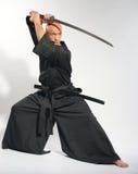 Ken-hace el guerrero Foto de archivo libre de regalías