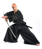 Ken-hace el guerrero Imágenes de archivo libres de regalías