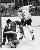 Ken Hodge, Boston Bruins Stockfoto