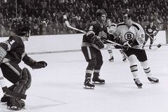 Ken Hodge, Boston Bruins Lizenzfreie Stockfotografie