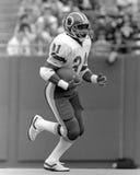 Ken Jenkins. Washington Redskins RB Ken Jenkins. (Image taken from the B&W negative Royalty Free Stock Image