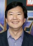 Ken Jeong lizenzfreies stockbild