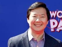 Ken Jeong royalty free stock images