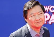 Ken Jeong stock image