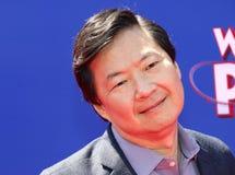 Ken Jeong royalty free stock image
