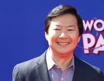 Ken Jeong royalty free stock photos
