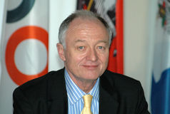Ken Livingstone Royalty Free Stock Photos
