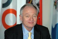 Ken Livingstone. The mayor of London - file image of 2006 Royalty Free Stock Photos