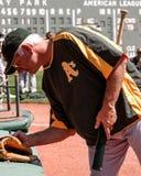 Ken Macha, Oakland Athletics Manager. Royalty Free Stock Photos