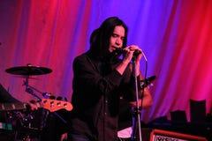 Ken Shima (pieza vocal) Fotografía de archivo
