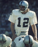 Ken Stabler. Oakland Raiders QB Kenny Stabler. (Image taken from color slide Royalty Free Stock Photo