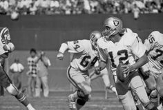 Ken Stabler Royalty Free Stock Photo