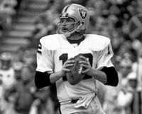 Ken Stabler Royalty Free Stock Photography