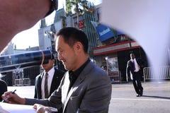 Ken Watanabe Stock Photo