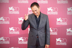 Ken Watanabe au soixante-dixième festival de film de Venise Images libres de droits