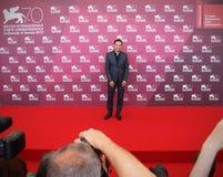 Ken Watanabe au soixante-dixième festival de film de Venise Photographie stock