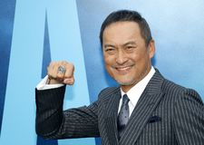 Ken Watanabe. At the Los Angeles premiere of `Godzilla: King Of The Monsters` held at the TCL Chinese Theatre in Hollywood, USA on May 18, 2019 stock photo