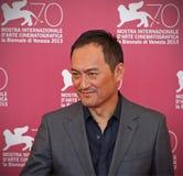 Ken Watanabe no 70th festival de cinema de Veneza Foto de Stock