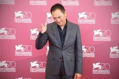 Ken Watanabe no 70th festival de cinema de Veneza Imagens de Stock Royalty Free
