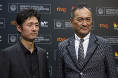 Ken Watanabe. At the 64th San Sebastian International Film Festival Stock Photo