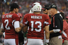 Ken Whisenhunt. Coach for the Arizona Cardinals Stock Images