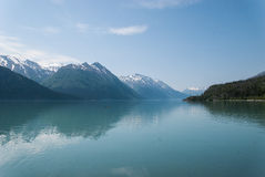 Kenai湖 库存照片