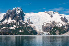 Kenai Fjords Royalty Free Stock Image