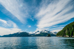 Kenai Fjords Royalty Free Stock Photos